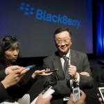 Представлен предпоследний «собственный» смартфон BlackBerry