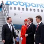 «Аэрофлот» передал авиакомпании «Победа» бренд «Добролёт»