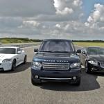 Range Rover против Ranger'a