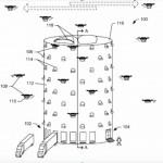 Amazon патентует башню для дронов