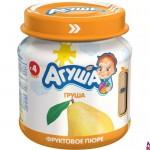 Роспатент отказался признать бренд «Агуша» общеизвестным в РФ товарным знаком