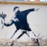 Британский художник Бэнкси судится из-за авторских прав